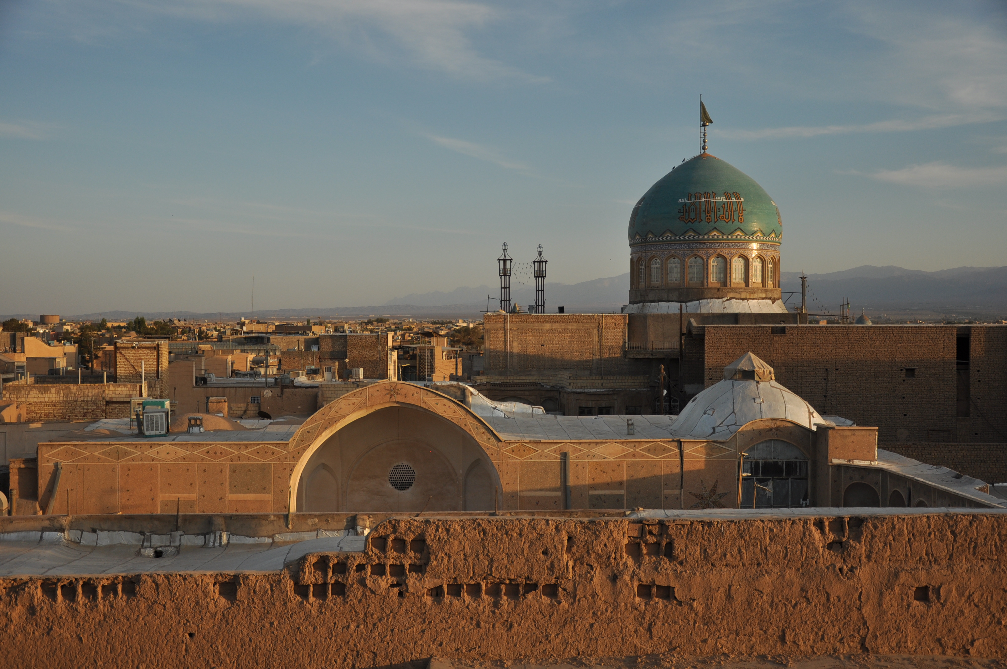 Kashan Stepping Out Of Babylon