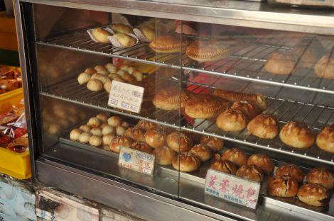 Sweets from S' Ban Siew Pow @ Chinatown, Kuala Lumpur