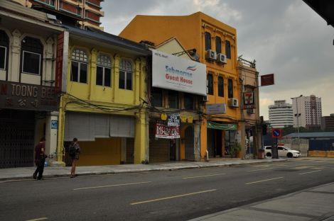 Submarine Guest House. Chinatown. Kuala Lumpur