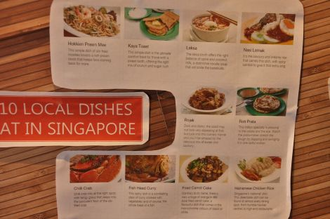 10 local dishes to try in Singapore