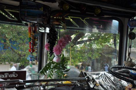 Bus. Sri Lanka